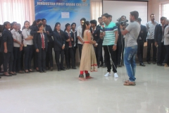 Campus Kalarava students Talent recorded by a Local TV channel