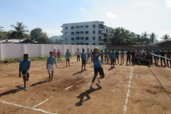 INTER COLLEGIATE CHAMUNDI ZONE MEN THROW BALL & TABLE TENNIS TOURNAMENT 2017  (22)