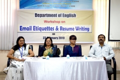Workshop on E-mail Etiquettes and Resume Writing (2)