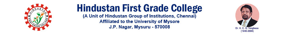 Faculty | Hindustan First Grade College
