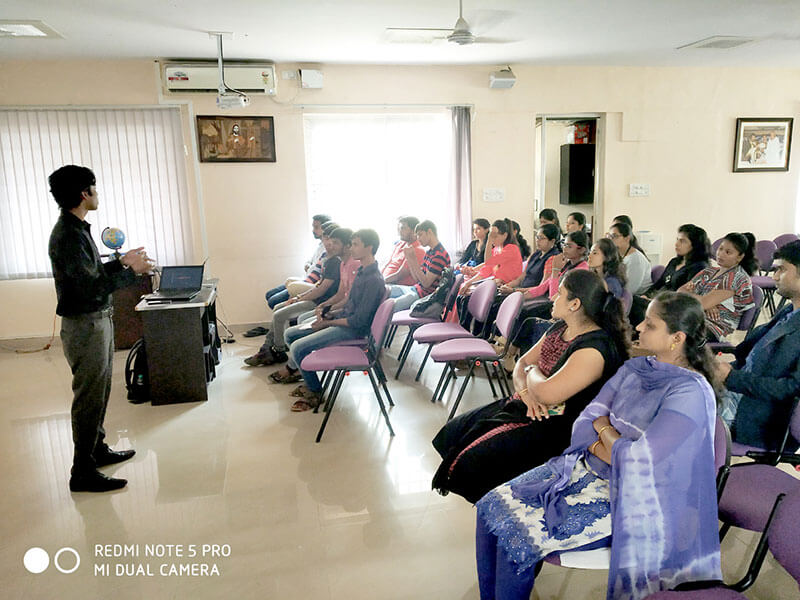 Workshop on E-mail Etiquettes and Resume Writing